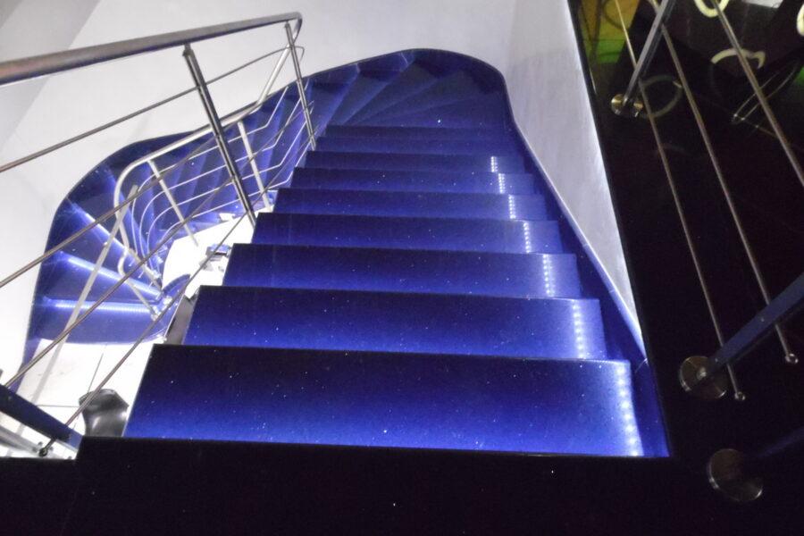 Per fare il primo passo non hai bisogno di vedere tutta la scala.